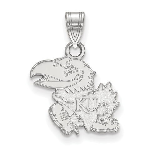 10kw LogoArt University of Kansas Small Pendant