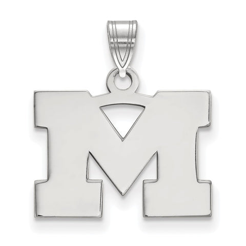 14kw LogoArt University of Michigan Small Pendant