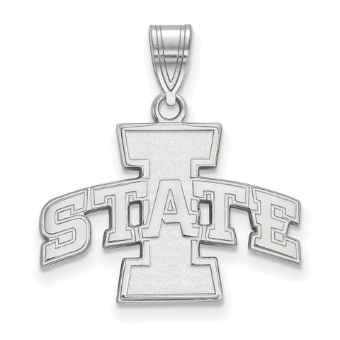 14kw LogoArt Iowa State University Medium Pendant