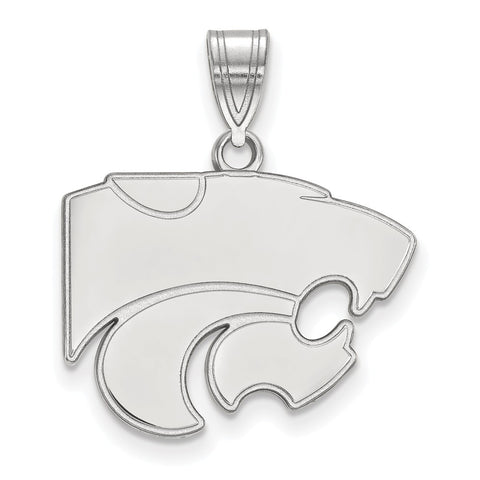 14kw LogoArt Kansas State University Medium Pendant