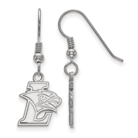 SS Lehigh University Small Dangle Earring Wire