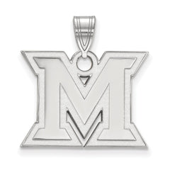 14kw LogoArt Miami University Medium Pendant