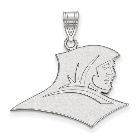 Sterling Silver LogoArt Providence College Large Pendant