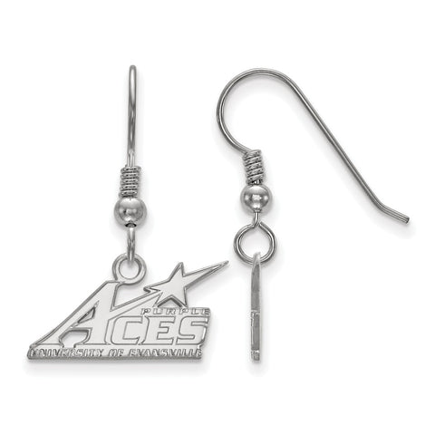 University of Evansville licensed Collegiate Earrings
