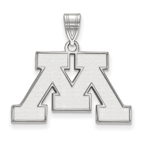 14kw LogoArt University of Minnesota Medium Pendant