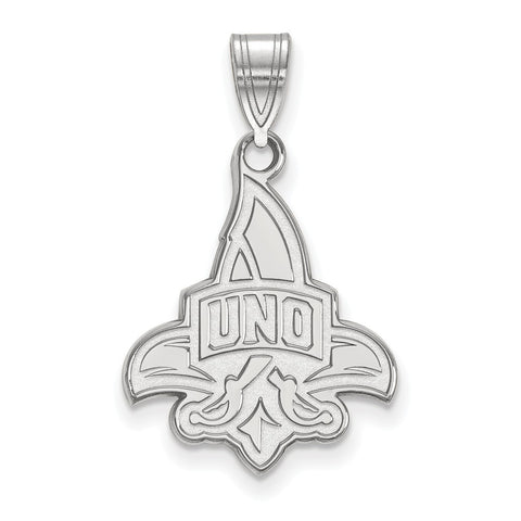 14kw LogoArt University of New Orleans Large Pendant