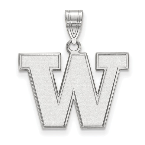 14kw LogoArt University of Washington Medium Pendant