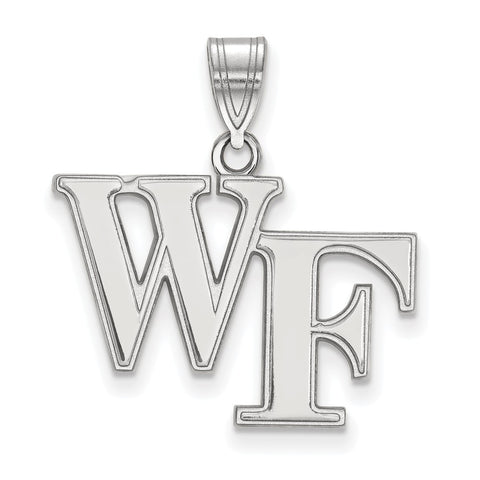10kw LogoArt Wake Forest University Medium Pendant