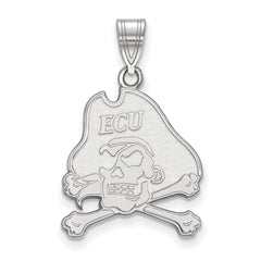 10kw LogoArt East Carolina University Large Pendant