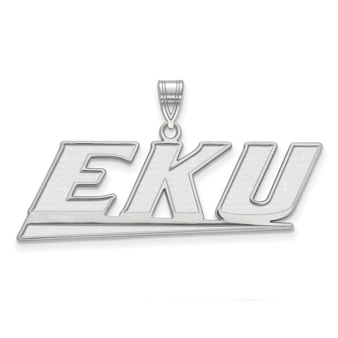 14kw LogoArt Eastern Kentucky University Large Pendant