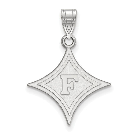 14kw LogoArt Furman University Large Pendant
