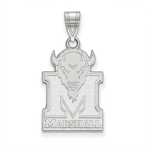10kw LogoArt Marshall University Large Pendant