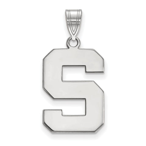10kw LogoArt Michigan State University Large Pendant