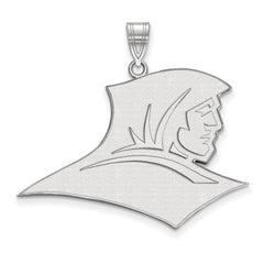 Sterling Silver LogoArt Providence College XL Pendant