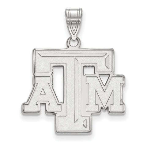 10kw LogoArt Texas A&M University Large Pendant