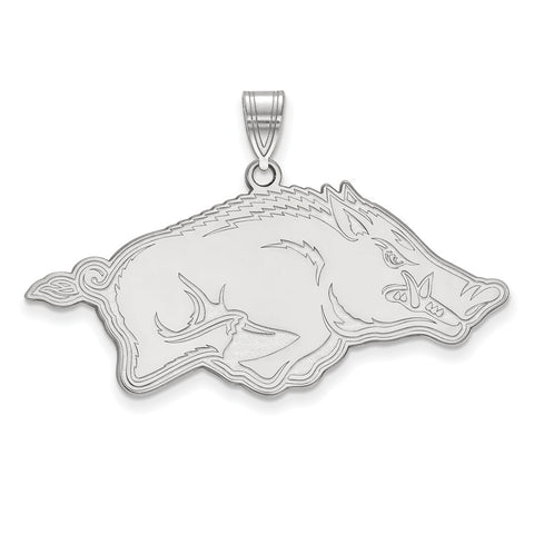 10kw LogoArt University of Arkansas XL Pendant
