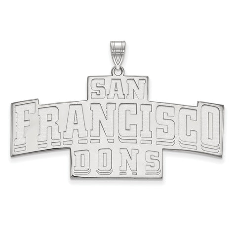 14kw LogoArt University of San Francisco XL Pendant