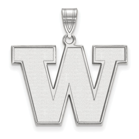 14kw LogoArt University of Washington Large Pendant