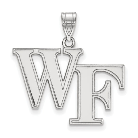 10kw LogoArt Wake Forest University Large Pendant