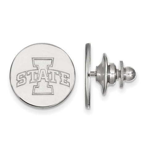 14kw LogoArt Iowa State University Lapel Pin