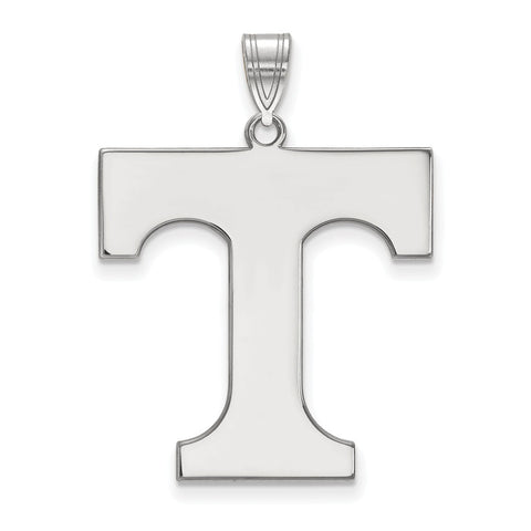Sterling Silver LogoArt University of Tennessee XL Pendant