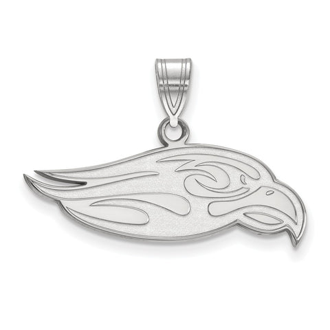 Sterling Silver LogoArt Liberty University Large Pendant