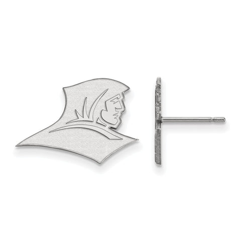 14kw LogoArt Providence College Small Post Earrings