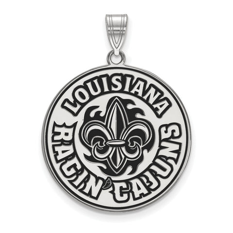University of Louisiana at Lafayette licensed Collegiate Earrings