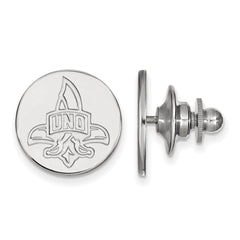 14kw LogoArt University of New Orleans Lapel Pin