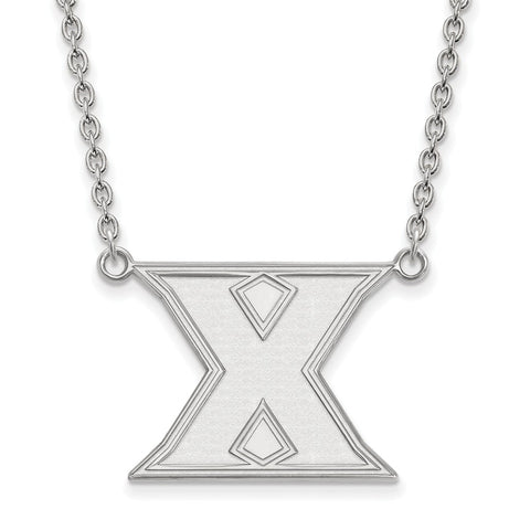 Xavier University licensed Collegiate Necklace