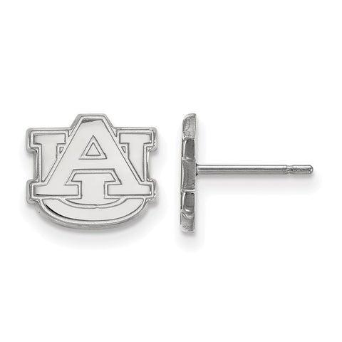 10kw LogoArt Auburn University XS Post Earrings