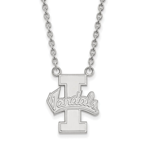 14kw LogoArt University of Idaho Large Pendant w/Necklace