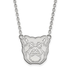 10kw LogoArt Butler University Large Pendant w/Necklace