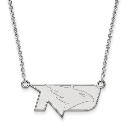 14kw LogoArt University of North Dakota Small Pendant w/Necklace