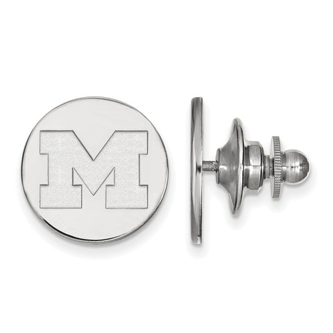 14kw LogoArt University of Michigan Tie Tac