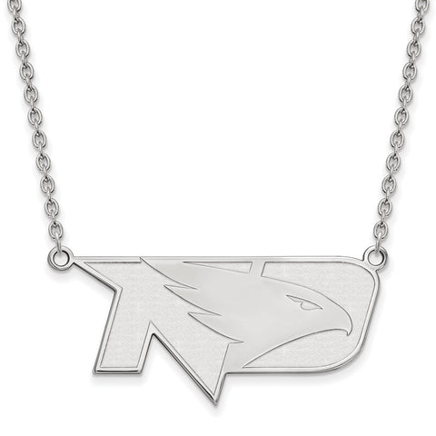 14kw LogoArt University of North Dakota Large Pendant w/Necklace