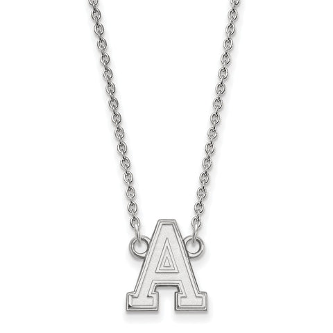 10kw LogoArt U.S. Military Academy Small Pendant w/Necklace