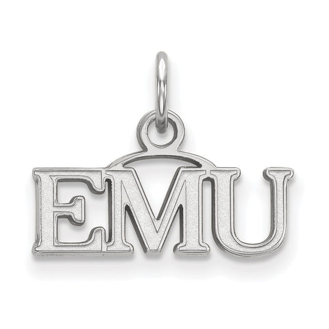 14kw LogoArt Eastern Michigan University XS Pendant