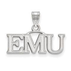 10kw LogoArt Eastern Michigan University Small Pendant
