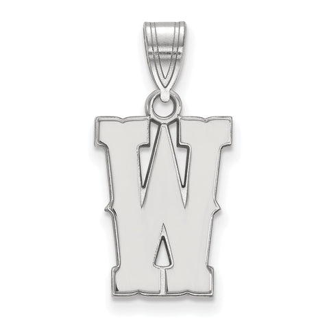 14kw LogoArt The University of Wyoming Medium Pendant