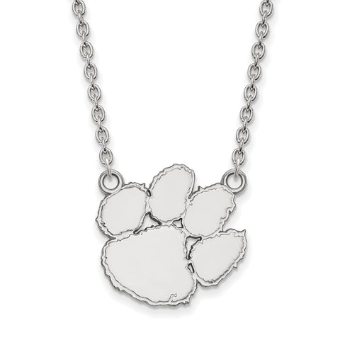 Clemson University licensed Collegiate Necklace