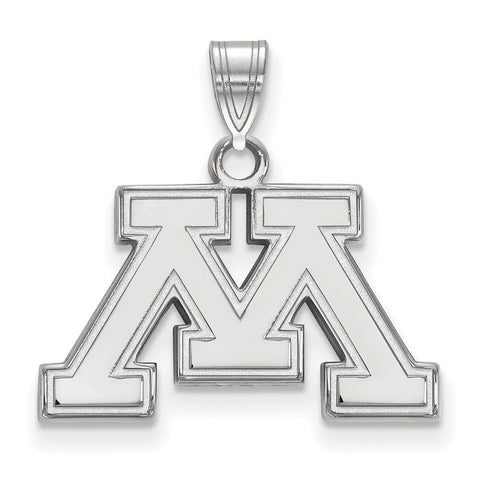 14kw LogoArt University of Minnesota Small Pendant