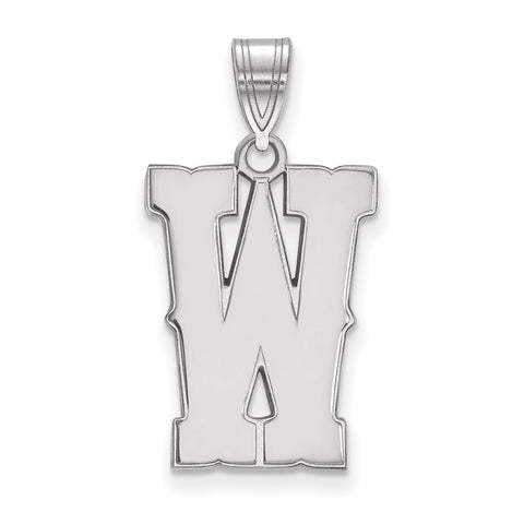14kw LogoArt The University of Wyoming Large Pendant