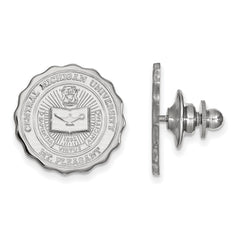 14kw LogoArt Central Michigan University Crest Lapel Pin