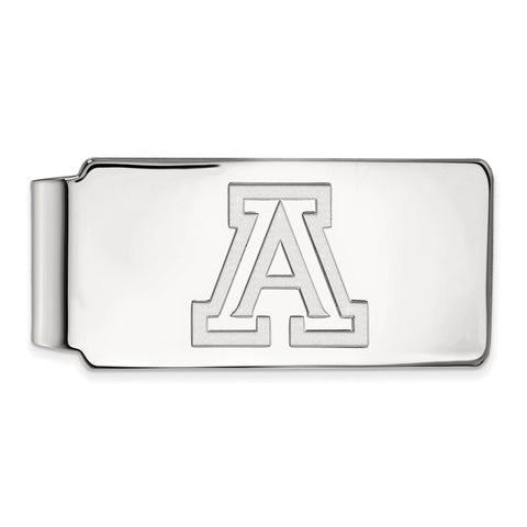10kw LogoArt University of Arizona Money Clip
