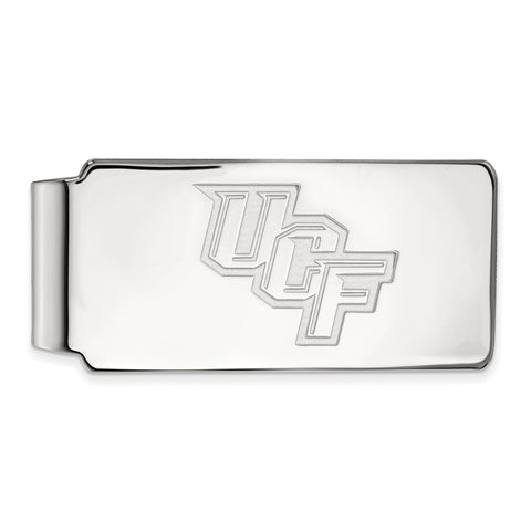 14kw LogoArt University of Central Florida Money Clip