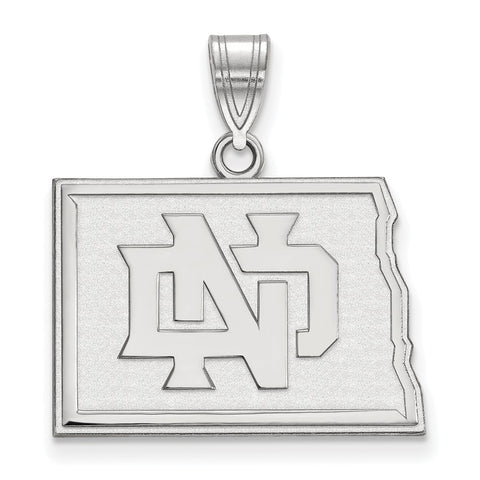 10kw LogoArt University of North Dakota Medium Pendant