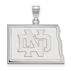 10kw LogoArt University of North Dakota Large Pendant
