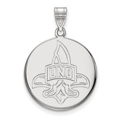 10kw LogoArt University of New Orleans Large Disc Pendant