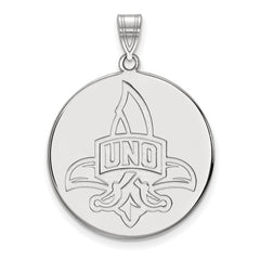 14kw LogoArt University of New Orleans XL Disc Pendant